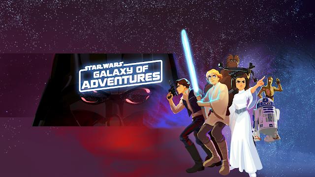Nowe odcinki Galaxy of Adventures. Także po polsku