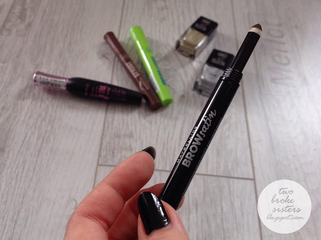 Kredka do brwi Maybelline Brow Satin twobrokesisters