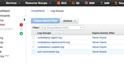 Log EC2 Bash/Linux commands to CloudWatch using AWS Logs Agent