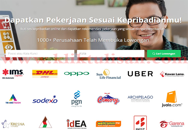 jobsmart.co.id : Situs Lowongan Kerja Terbaru di Indonesia