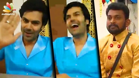 I apologized to Bharani : Ganesh Venkatraman interview after BIGG BOSS Tamil Finale | LIVE Chat