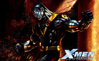 Download X-Men Legends II - Rise of Apocalypse Europe Game PSP For Android - www.pollogames.com