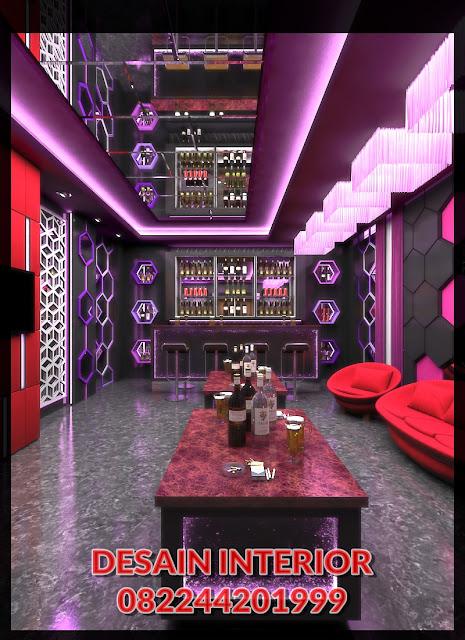 jasa desain interior room karaoke