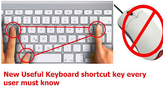 Become Computer Master by Using These Keyboard Shortcut Keys, New Useful Keyboard shortcut, 2019 keyboard shortcut key for windows 10, all windows pc shortcut key, become keyboard master, keyboard tips & tricks, windows 8 shortcut keys, window 7 shortcut keys, all important keyboard shortcut key, laptop keypad shortcut keys, alt ctrl shift, function key shortcut key, top keyboard shortcut keys, computer keyboard shortcut keys, create keyboard shortcut keys, 10 top keys, top 20 keys, how to use shortcut keys, all keys  Learn New Useful Keyboard Shortcut Key for windows 10/8/7 #KeyboardShortcutKeys  #WindowsShortcutKeys  Open TaskBar Icon  Go back Paste without formatting  Open Setting Open Emojis Minimize All but active window Open Network Open system properties Open One Note Open Ease of Access Action Center Minimize & Maximize  Explorer  Gamebar Lock Run Windows ink workspace  Open Task Manager Undo Delete  Open Task Items New Folder Open Device Manager Open Properties Spilt Window Rename Close Current Window Create A Copy New Tab Open Previous Tab Open History  Incognito Mode Open Download  Save Bookmark  Open Website in New Tab