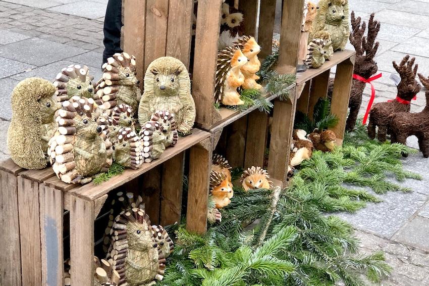Kunsthandwerk: Dekoration aus Naturmaterialien