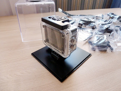 Камера XiPro Xi7000 в водонепроницаемом защитном чехле