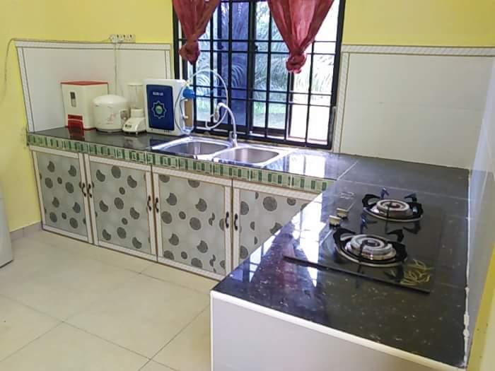 Boleh Dijadikan Contoh Dan Sesuai Untuk Design Rumah Di Malaysia Dapur Sini Dengan Budget Yang Kite Ade Jom Cuci Mate