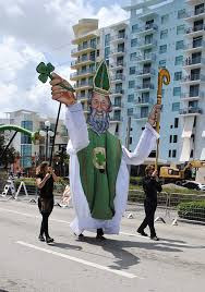 st patricks facts new york parade