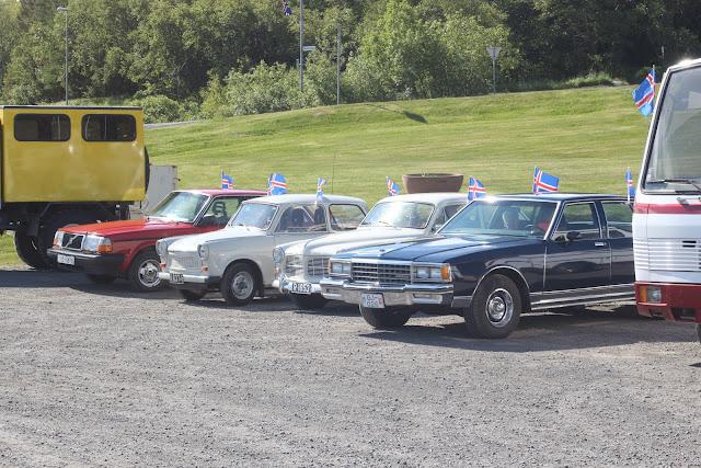 המפגש מכוניות עתיקות