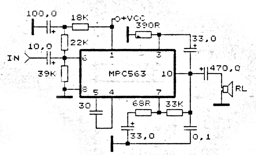 4 20 volts amplifier circuit diy circuit rh avecircuits blogspot com Amplifier Circuit Design Amplifier Circuit Board