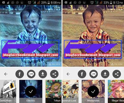 Download aplikasi edit gambar Prisma terbaru