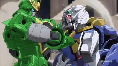 Gundam Build Divers Episode 18 Subtitle Indonesia