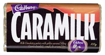 The Cadbury Caramilk Secret