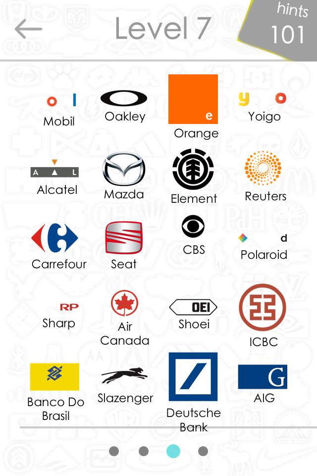 New Dream Cars: logos quiz answers