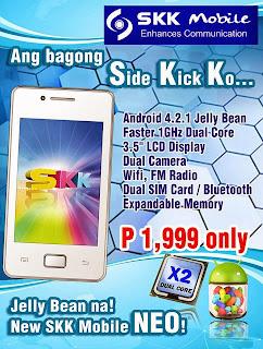 SKK Mobile Neo