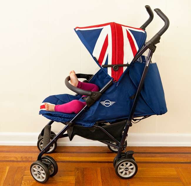 Easywalker Mini Buggy XL Union Jack