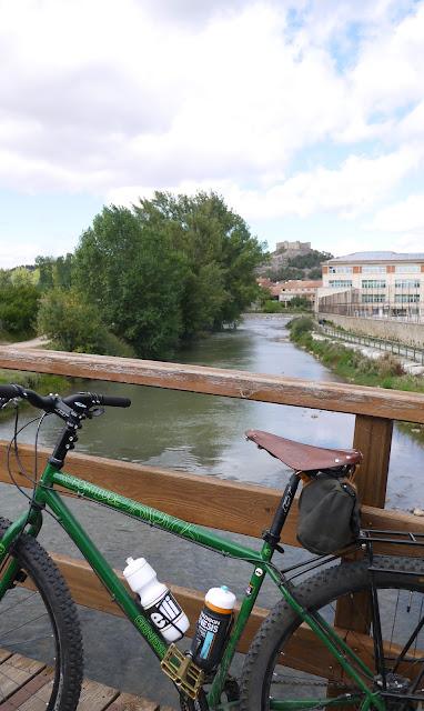 Cycling Aguilar de Campoo