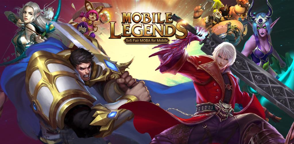 Mobile Legends Bang Bang - Download Android Games -1585