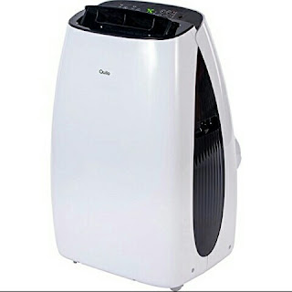 Quilo Compact Cooling AC with Dehumidifier