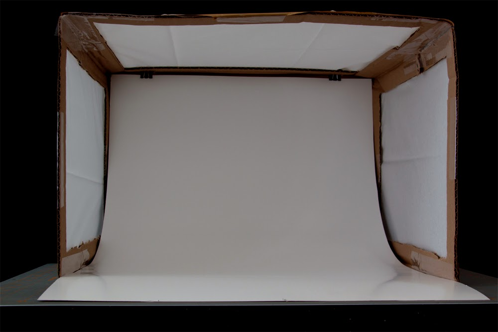 Foldable DIY Photography Light Tent - Completed | Boost Your Photography