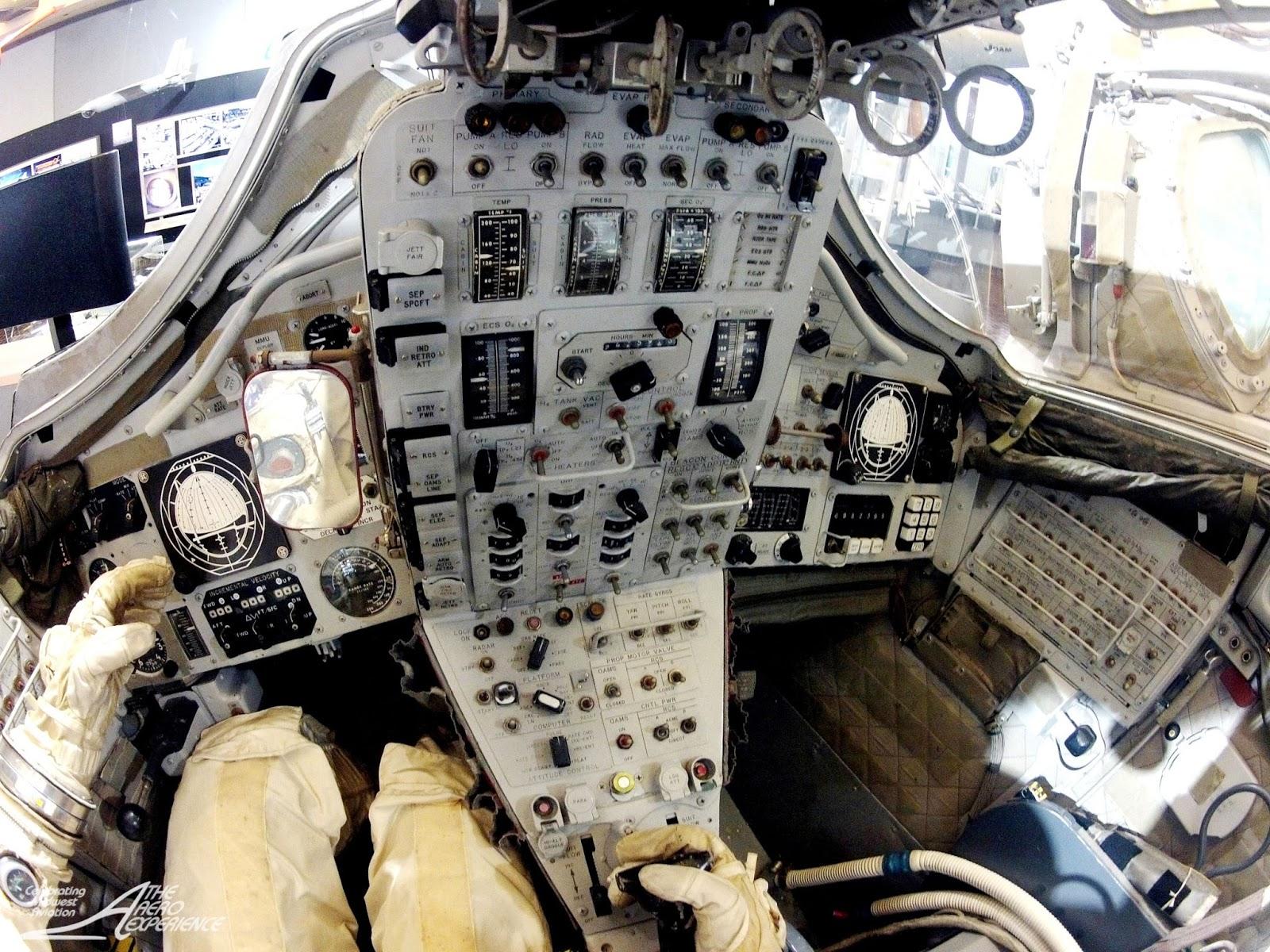 gemini spacecraft cockpit - photo #12