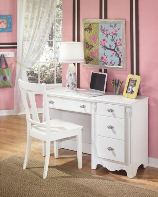 Mike's Furniture: SET UP A HOMEWORK STATION