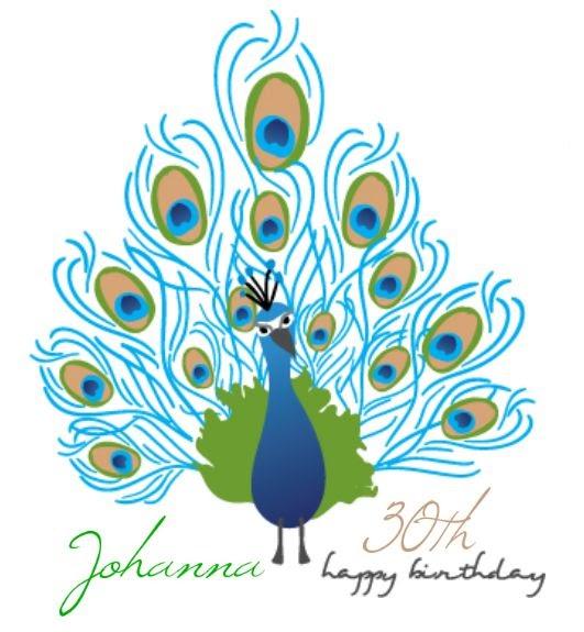 Johanna: Happy Birthday For Me
