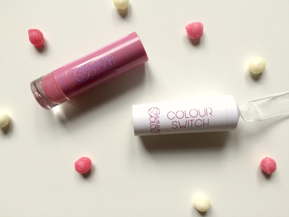 Saturated Colour Cosmetics Colour Switch and SheerStick Review