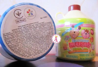 В какой стране производятся игрушки антистресс Смуши Муши