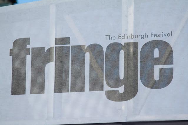 Artisti del Fringe Festival ad Edimburgo