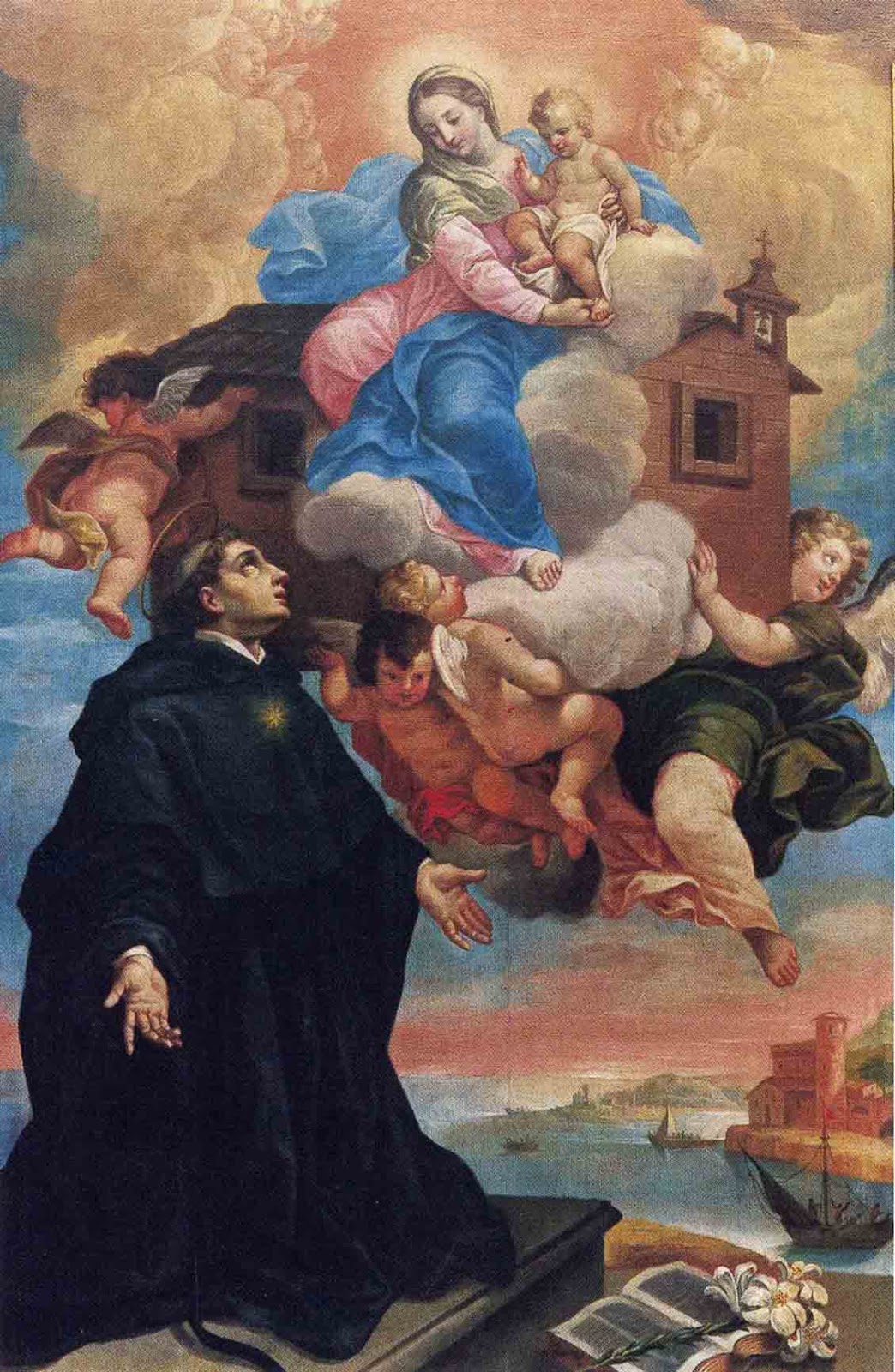 Image result for our lady of loreto