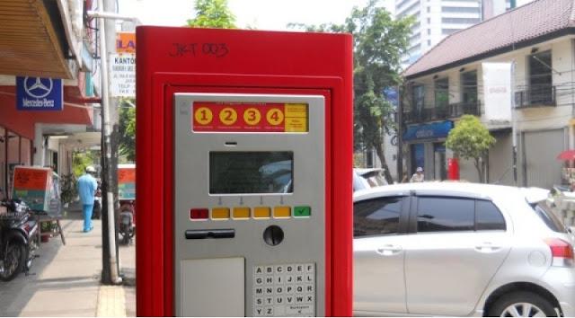 Parkir Meter Diterapkan Untuk Parkir Pinggir Jalan Di DKI Jakarta