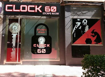 Escape Room Clock60, Móstoles, Madrid