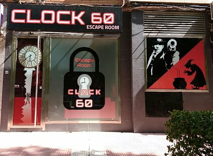 Escape Room Clock60, Móstoles, Madrid