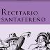 RECETARIO  SANTAFEREÑO