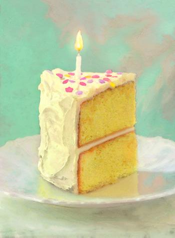 Not my cake, I had cupcakes