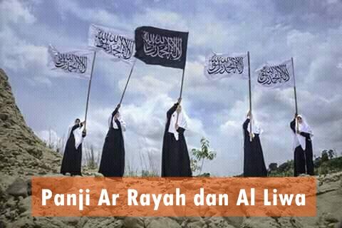 Panji Al Liwa dan Ar Rayah sebagai Simbol Bersatunya Umat Islam seluruh dunia