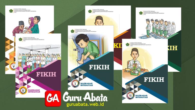 Buku Fikih SD/MI Kelas 1 2 3 4 5 6 Kurikulum 2013 Revisi Terbaru
