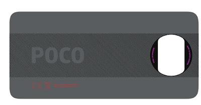 هاتف بوكو الجديد POCO X3 بكاميرا 64 ميجا بكسل