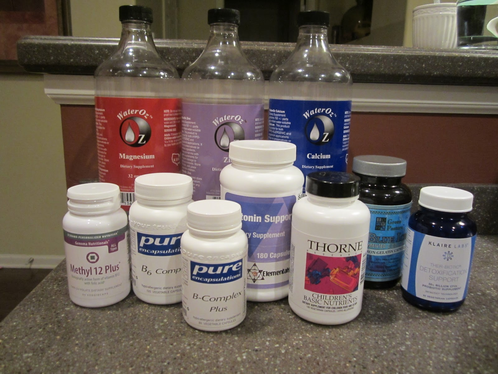 10 Supplements for ADHD – All Natural Mom