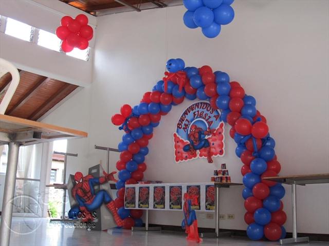 Decoracion de fiestas para hombres temas para fiesta de for Decoracion de globos para hombres