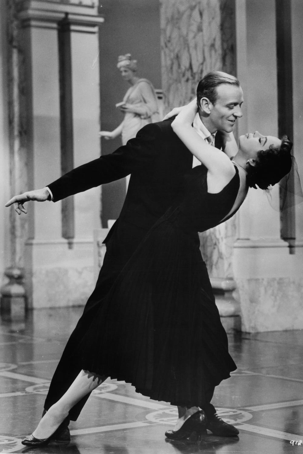 top ten fred astaire 39 s partners. Black Bedroom Furniture Sets. Home Design Ideas