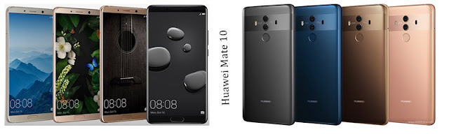 2017 Huawei Mate 10 First AI Processor