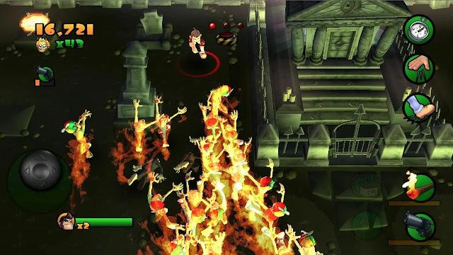Burn Zombie Burn versi terbaru