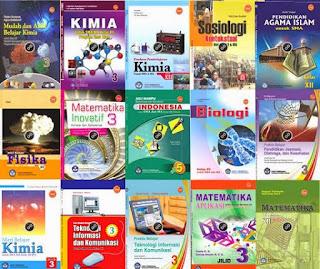 Download Buku Fisika SMA Kurikulum 2013 Kelas X, XI, XII 2017