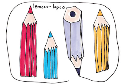 色鉛筆 [Colored pencil]