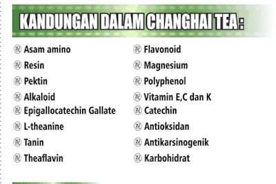 CHANGHAI TEA