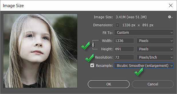 resize image without losing quality photoshop cc techgurumore