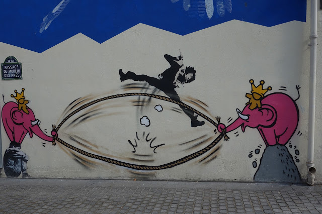 Images gallery (#1) of street art, the best unauthorized art