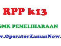 RPP SMK PEMELIHARAAN SASIS SEPEDA MOTOR KELAS 11 KURIKULUM 2013 REVISI 2017 TERBARU